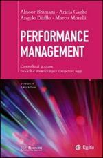 Performance management. Controllo di gestione: modelli e strumenti per competere oggi