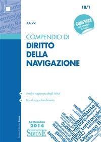 Compendio di Diritto della Navigazione - Fiale Aldo,Grimaldi M. - ebook