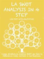 La Swot analysis in 4 step. Come sfruttare la matrice swot per fare la differenza nella carriera e nel business.