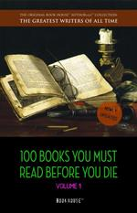 100 books you must read before you die. Vol. 1