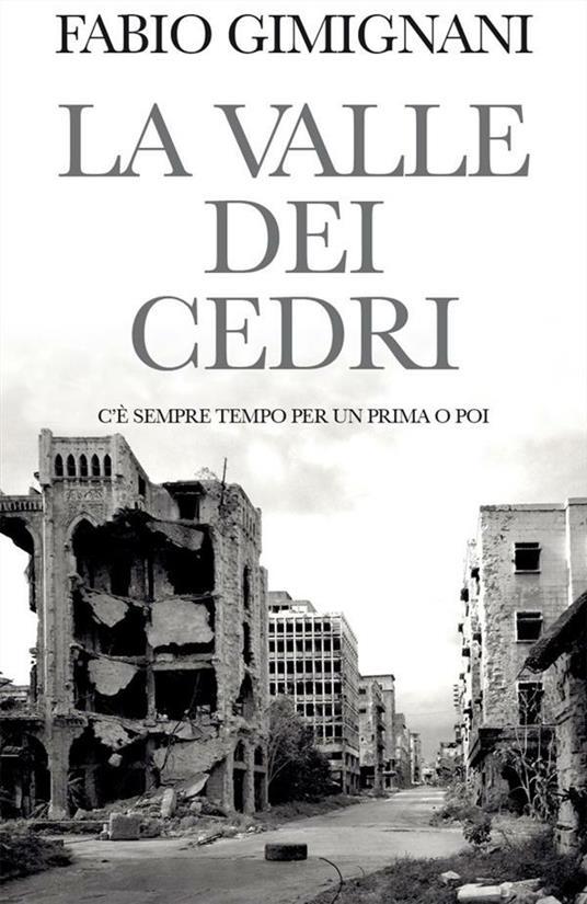 la valle dei cedri - Fabio Gimignani - ebook