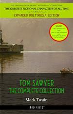 Tom Sawyer collection. Con audiolibri