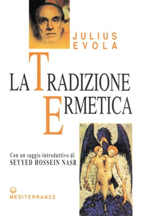 La tradizione ermetica - Julius Evola - copertina