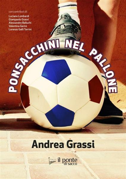 Ponsacchini nel pallone - Andrea Grassi - ebook