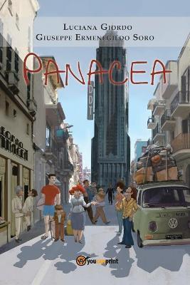 Panacea - Luciana Giordo,Giuseppe Ermenegildo Soro - copertina