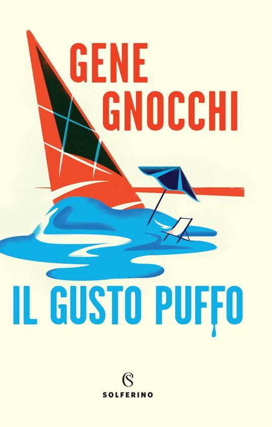 Il gusto puffo - Gene Gnocchi - copertina