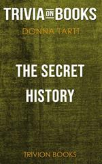 The Secret History by Donna Tartt (Trivia-On-Books)