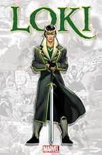 Loki. Marvel-verse