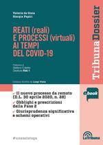 Reati (reali) e processi (virtuali) ai tempi del COVID-19