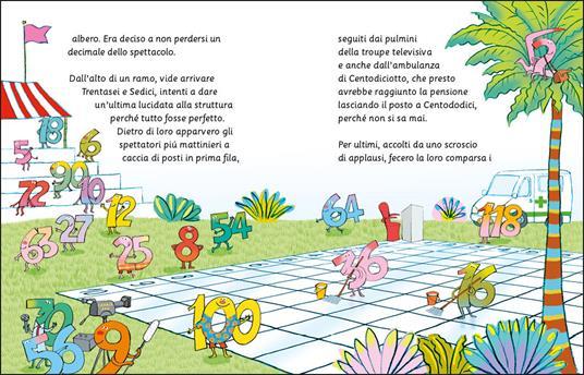 Un nemico per Pitagora. Avventure all'isola delle tabelline. Ediz. ad alta leggibilità - Germano Pettarin,Jacopo Olivieri - 3