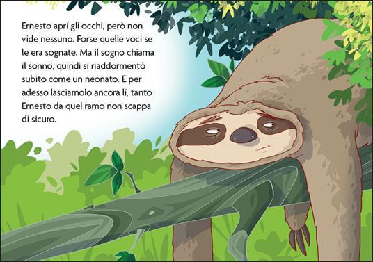 Occhio al bradipo! - Gionata Bernasconi - 3