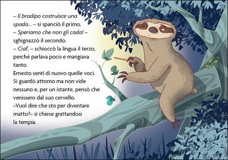 Occhio al bradipo! - Gionata Bernasconi - 4