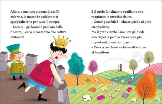 Il contadino che coltiva mutande. Una storia in 15 minuti! Ediz. illustrata - Giuditta Campello - 5