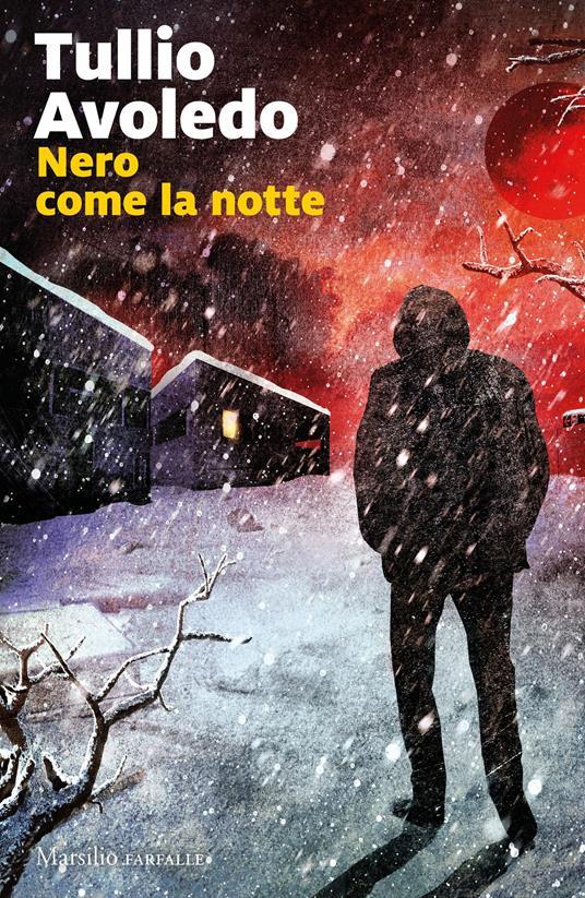Nero come la notte - Tullio Avoledo - copertina