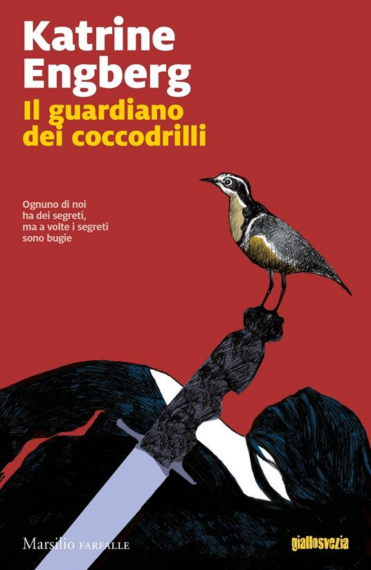 Il guardiano dei coccodrilli - Katrine Engberg - copertina