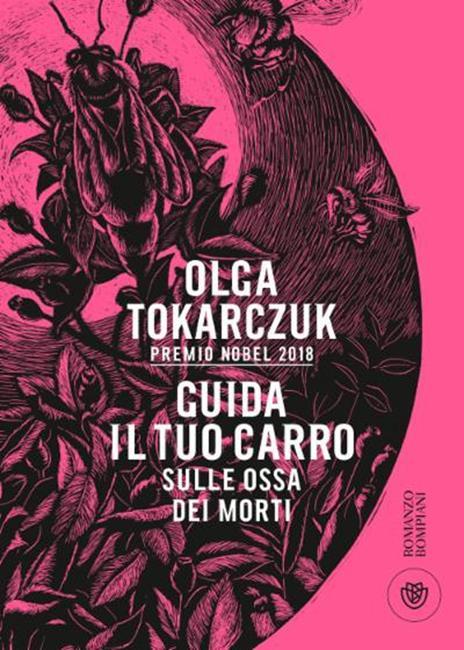 Guida il tuo carro sulle ossa dei morti - Olga Tokarczuk - copertina