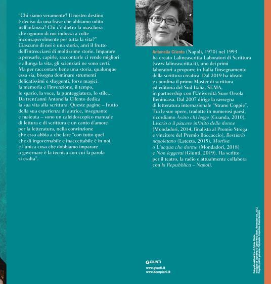 La caffettiera di carta. Inventare, trasfigurare, narrare: un manuale di lettura e scrittura creativa - Antonella Cilento - 3