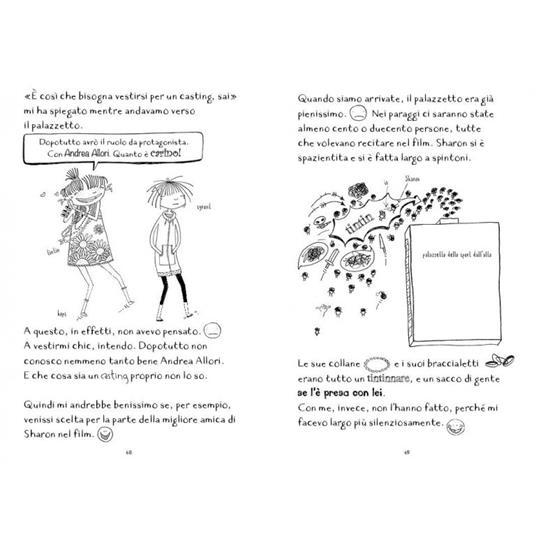 La lepre nel cilindro. Le (stra)ordinarie (dis)avventure di Carlotta - Alice Pantermüller - 4