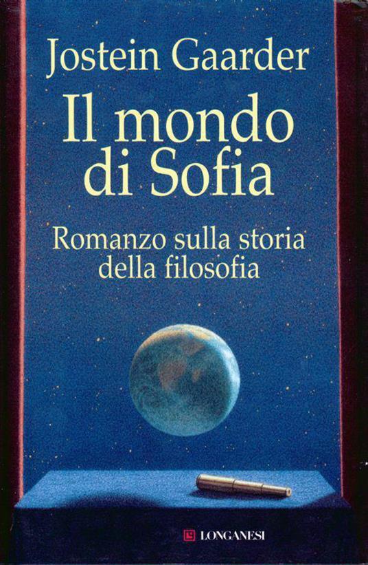 Il mondo di Sofia - Jostein Gaarder - copertina