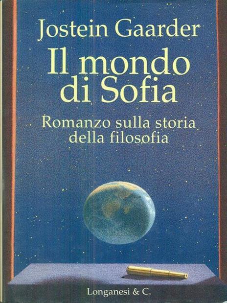 Il mondo di Sofia - Jostein Gaarder - 2
