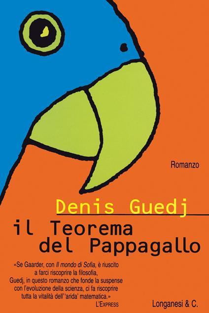 Il teorema del pappagallo - Denis Guedj - copertina