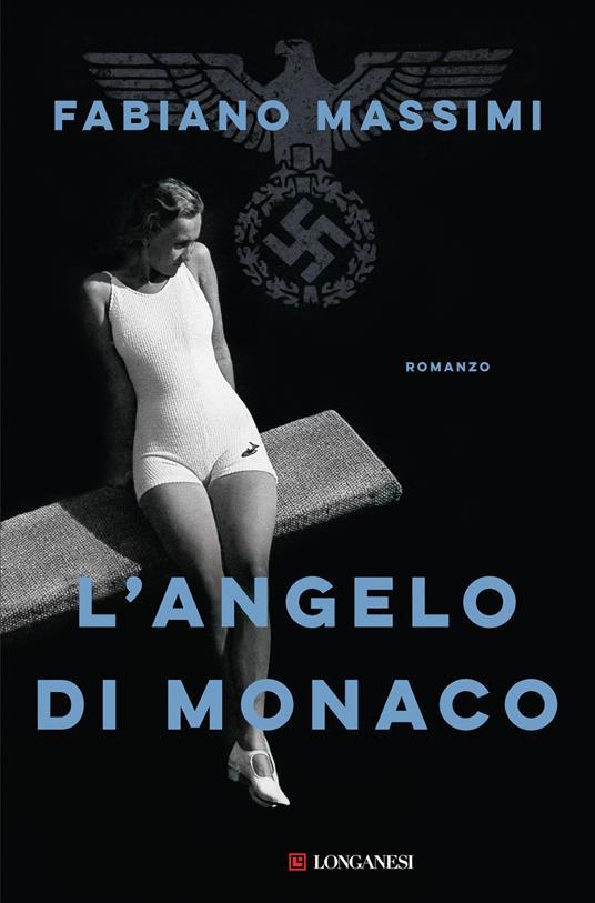 L' angelo di Monaco - Fabiano Massimi - copertina