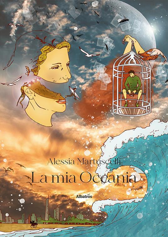 La mia Oceania - Alessia Martuscelli - copertina