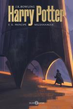 Harry Potter e il Principe Mezzosangue. Ediz. copertine De Lucchi. Vol. 6