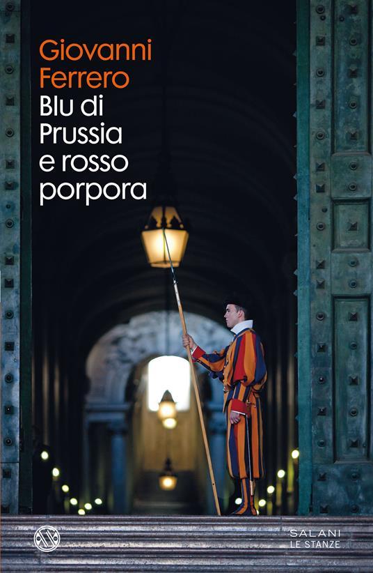 Blu di Prussia e rosso porpora - Giovanni Ferrero - copertina