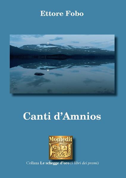 Canti d'Amnios - Ettore Fobo - copertina