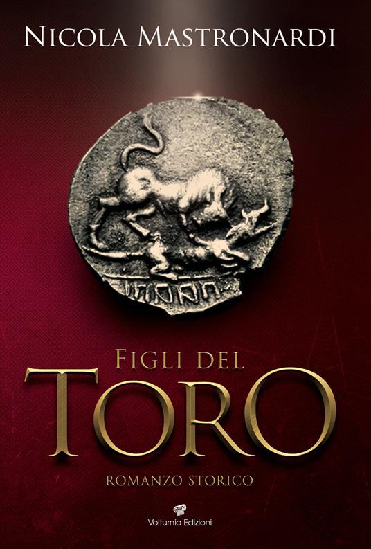 Figli del toro - Nicola Mastronardi - copertina