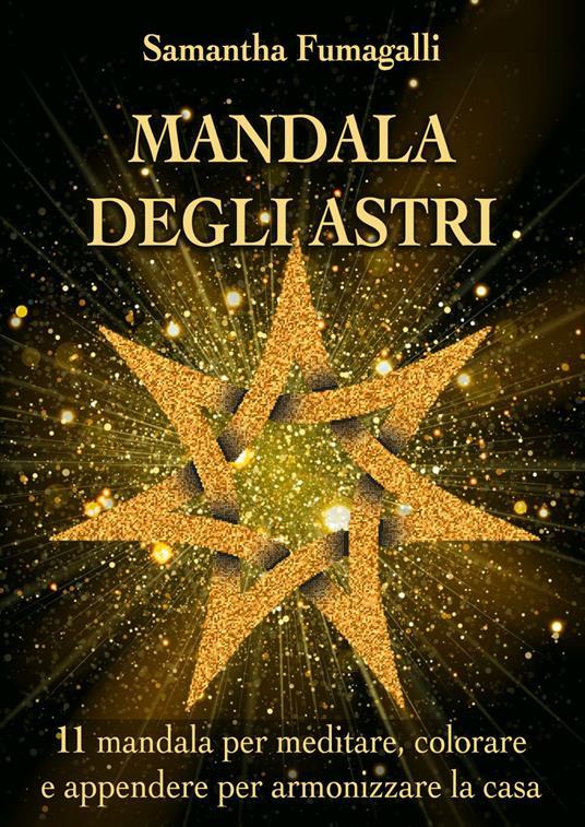 Mandala degli astri - Samantha Fumagalli - copertina