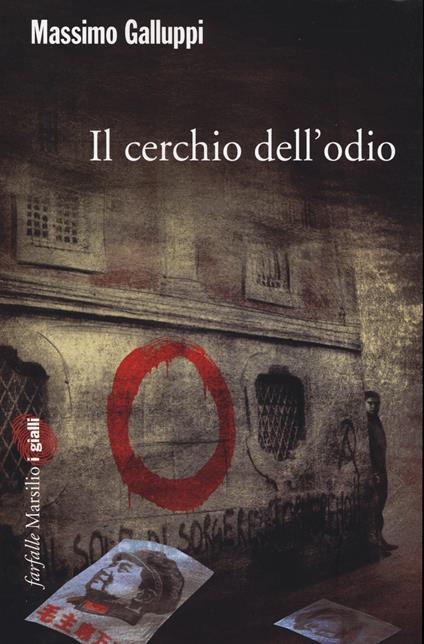 Il cerchio dell'odio - Massimo Galluppi - copertina