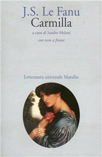Carmilla - Joseph Sheridan Le Fanu - copertina