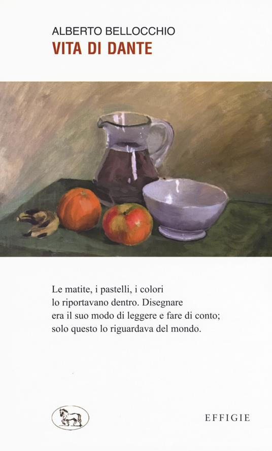 Vita di Dante - Alberto Bellocchio - copertina