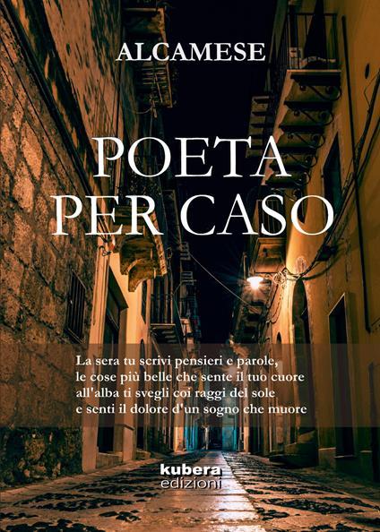 Poeta per caso - Alcamese - copertina