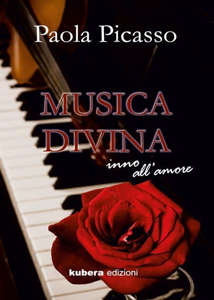 Musica divina - Paola Picasso - copertina
