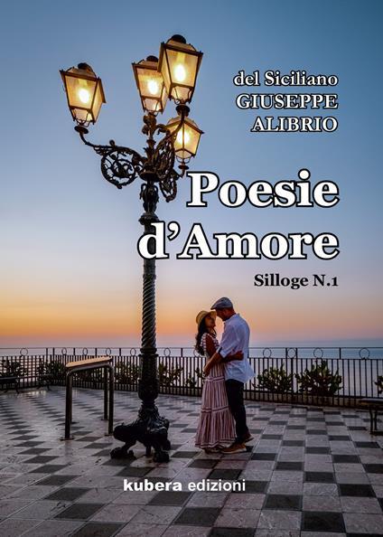 Poesie d'amore - Giuseppe Alibrio - copertina