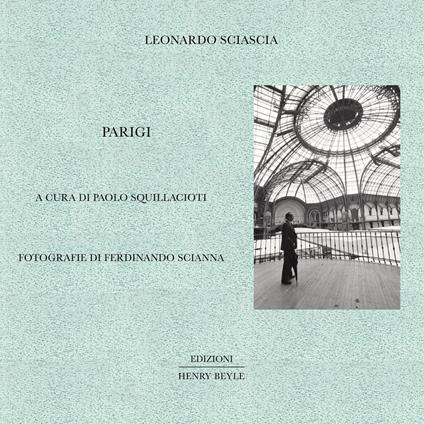 Parigi - Leonardo Sciascia - copertina