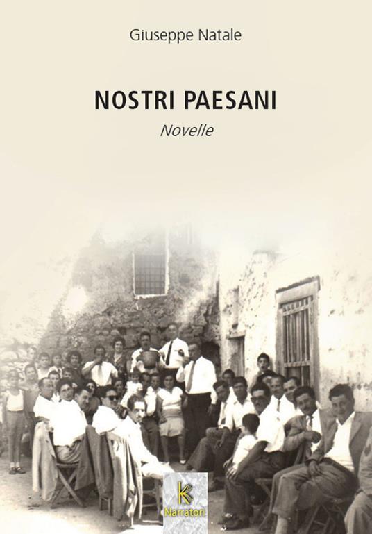Nostri paesani - Giuseppe Natale - copertina