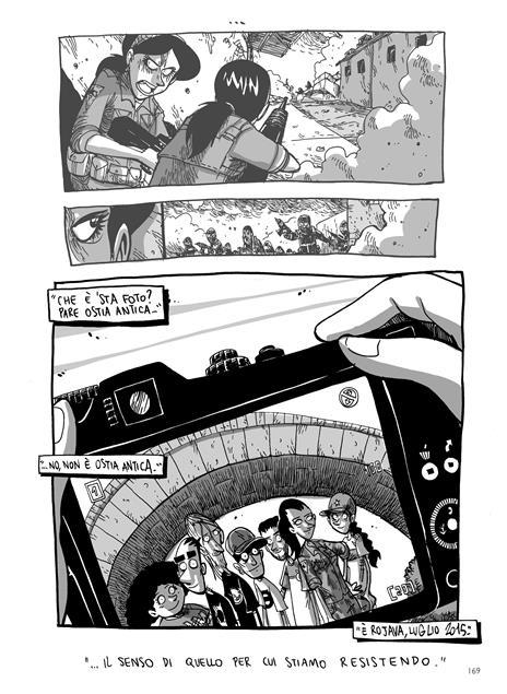 Kobane calling. Oggi - Zerocalcare - 6