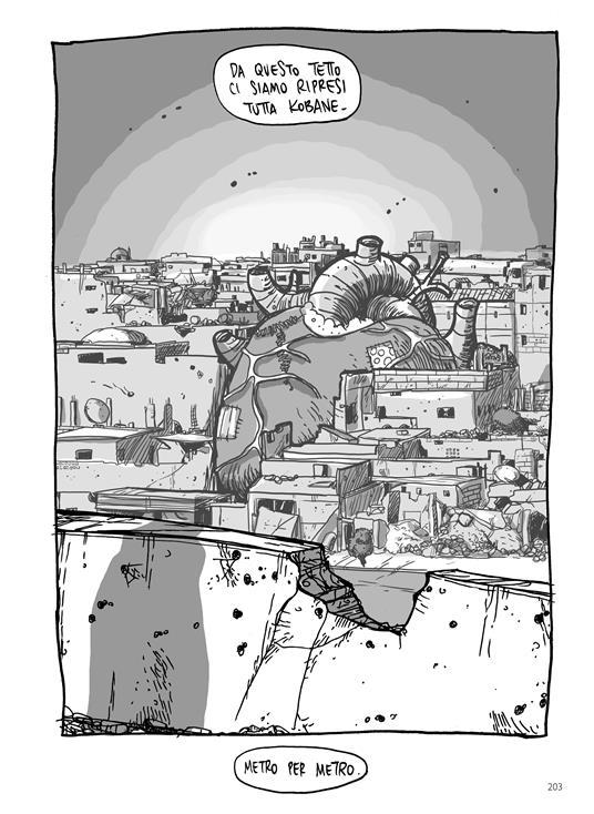 Kobane calling. Oggi - Zerocalcare - 7