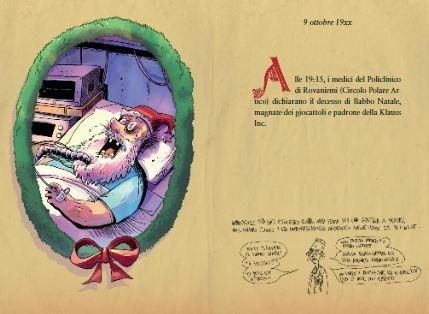 A Babbo morto. Una storia di Natale - Zerocalcare - 3