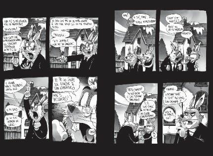 A Babbo morto. Una storia di Natale - Zerocalcare - 5