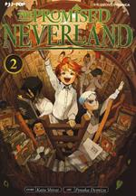 The promised Neverland. Vol. 2: Controllo