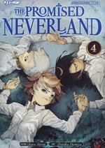 The promised Neverland. Vol. 4: Voglio vivere