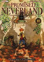 The promised Neverland. Vol. 10: La rivincita