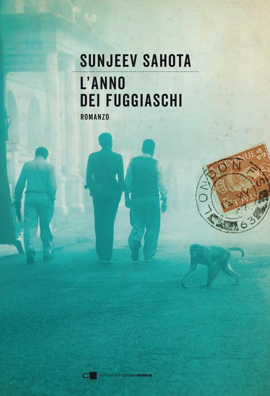 L' anno dei fuggiaschi - Sunjeev Sahota,Sara Reggiani - ebook