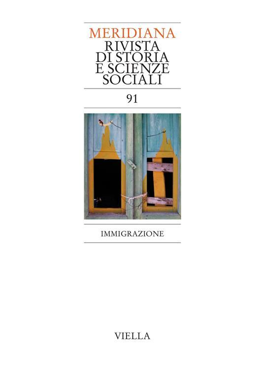 Meridiana (2018). Vol. 91 - Autori Vari - ebook