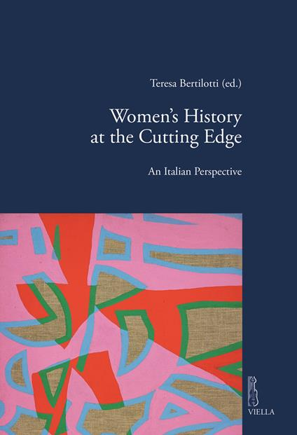 Women's history at the cutting edge. An italian perspective - copertina